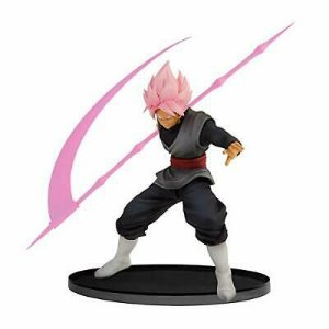 Dragon BAll BWFC Gokou-Black Super Saiyan Rosé - Fan Award