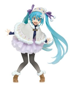 Hatsune Miku Renewal - Winter Version