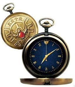 Relogio Dragon Quest - Pocket Watch