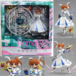 Figma Nanoha Takamachi The Movie