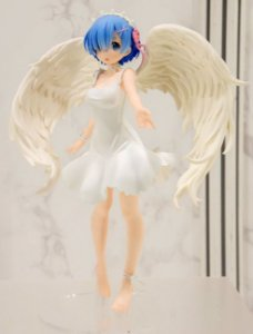 Re:zero: Rem Oni Tenshi Limited Premium Figure