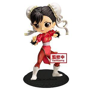 Street Fighter Qposket Shun LI Rosa