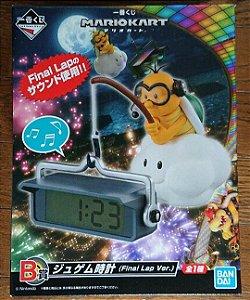 Mario Kart Final Lap Clock