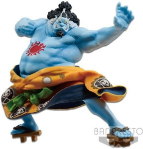 One Piece  World Figure Colosseum 2 Vol.4 Jinbe Figure BWFC