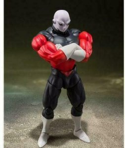 Premium Bandai DRAGON BALL SUPER JIREN S.H. FIGUARTS Condition:New