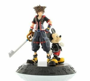 Ichiban KUJI Kingdom Hearts Figures Bandai A Sora & King Mickey