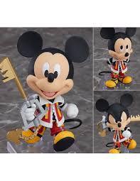Nendoroid 1075 - King Mickey