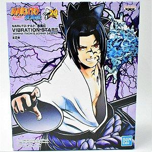 Naruto Shippuden - Sasuke Uchiha Vibration Stars Figure Transformado