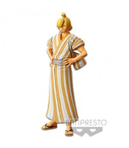One Piece DXF Sanji