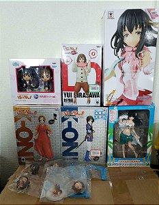 Set 10 pecas:  Idolmaster K-on Yui Hirasawa