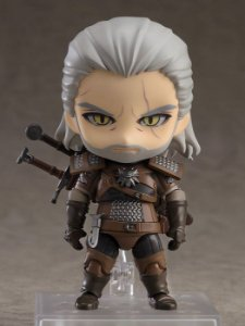 NENDOROID GERALT (THE WITCHER 3: WILD HUNT)