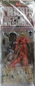 Trigun :The Planet Gunsmoke - Vash the Stampede Action Figure