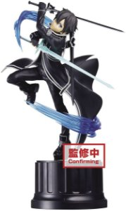 Sword Art Online: Integral Factor Espresto Extra Motions Kirito