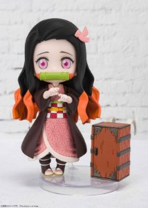 Kimetsu No Yaiba: Mini Figuarts Nezuko Kamado