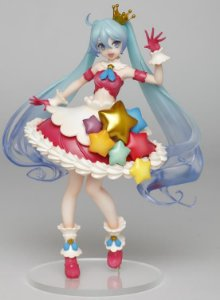 Vocaloid Hatsune Miku (Pop Idol Ver.) 2020 Birthday Figure