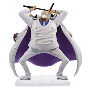 One Piece magazine PVC Statue A Piece Of Dream Monkey D. Garp