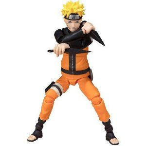 Naruto S.H.Figuarts Naruto Uzumaki (Best Selection)
