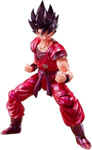 S.H. Figuarts Son Goku Kaioken Ver. Figure (Dragon Ball)