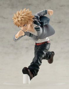 POP UP PARADE My Hero Academia Katsuki Bakugo Complete Figure