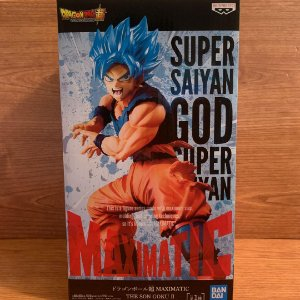 Dragon Ball Son Goku Maximatic II