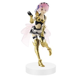 Re ZERO - Starting Life In Another World - Ram Armored Maid Ver. EXQ Figure