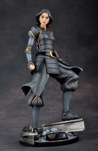 The Legend of Korra - Chief Beifong PVC Statue