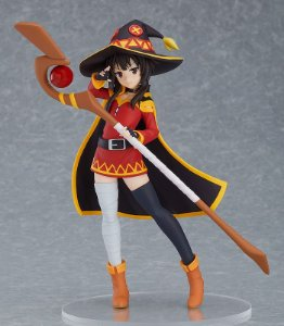POP UP PARADE Movie KonoSuba: God's Blessing on this Wonderful World! Kurenai Densetsu Megumin