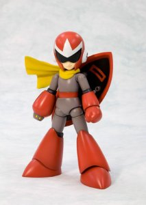 KOTOBUKIYA Rockman Mega Man BLUES Repackage Ver. 1/10