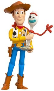 Toy Story My First Friends+ Woody & Forky