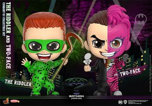 "CosBaby ""Batman Forever"" [Size S] Riddler & Two Face (Set of 2)"