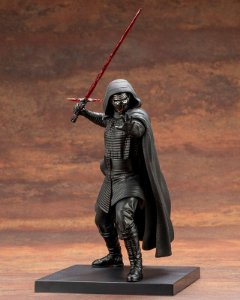 ARTFX+ Star Wars Kylo Ren The Rise of Skywalker Ver. 1/10 Easy Assembly Kit