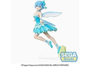Re Zero Starting Life in Another World Rem (Fairy Ballet Ver.) Super Premium Figure
