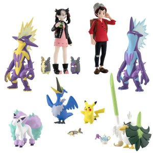 Pokemon Scale World Galar Region Vol.2 Set