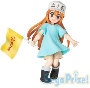 SEGA Platelet-chan premium figure Cells at Work