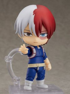 1112 Nendoroid Shoto Todoroki: Hero's Edition