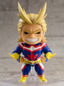 1234 Nendoroid All Might
