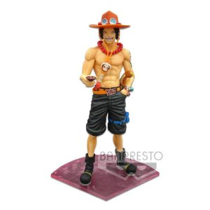 FIGURINE ONE PIECE ACE MAGAZINE FIGURE SPECIAL
