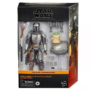 Star Wars Black Series: Din Djarin Mandalorian & The Child