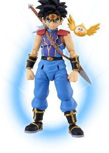PRE-ORDER Figma Dragon Quest: The Adventure of Dai Dai