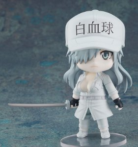 PRE ORDER - FRETE GRATIS - Nendoroid White Blood Cell(Neutrophil)(1196)