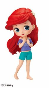 Qposket Disney Characters - Ariel- Avatar Style