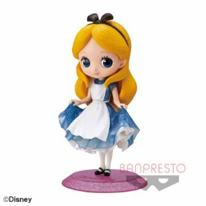 Qposket Disney Characters -Alice- Glitter line