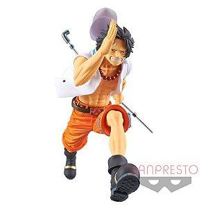 One Piece Magazine Figure A Piece of Dream No.1 Vol.1 Portgas D. Ace