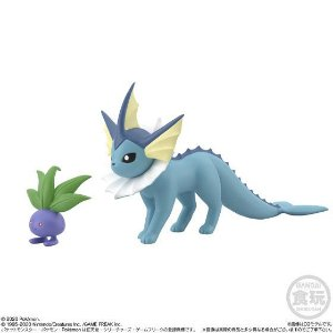 Pokémon Scale World - Vaporeon e Ditto