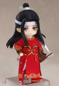 FRETE GRATIS - PRE ORDER - Nendoroid Doll Lan Wangji: Qishan Night-Hunt Ver.