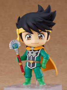 PRE ORDER - FRETE GRATIS - 1571 Nendoroid Popp Dragon Quest: The Legend of Dai Release Date: 2021/09
