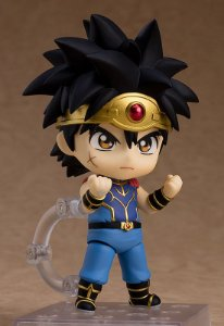 PRE ORDER - FRETE GRATIS - 1547 Nendoroid Dai Dragon Quest: The Legend of Dai