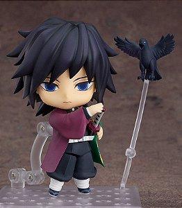 FRETE GRATIS - PRE ORDER - 1408 Nendoroid Giyu Tomioka 2021/11