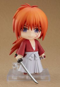 FRETE GRATIS - PRE ORDER -  1613 Nendoroid Kenshin Himura  Release Date: 2021/10