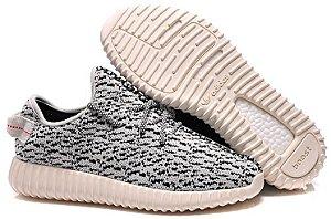 Adidas Yeezy Boost 350 - Branco c/ Preto